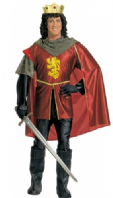 Royal Knight Costume